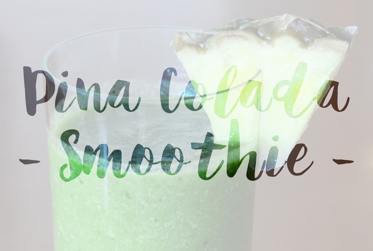Piña-Colada-Smoothie